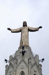 Escultura, Santuarui del Sagrado Corazon