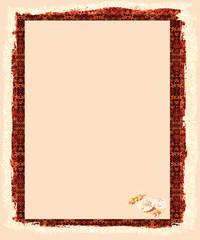Briefpapier Zimtgebäck