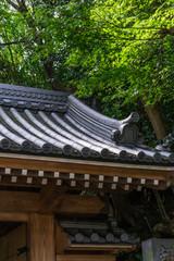 鎌倉 報国寺 山門