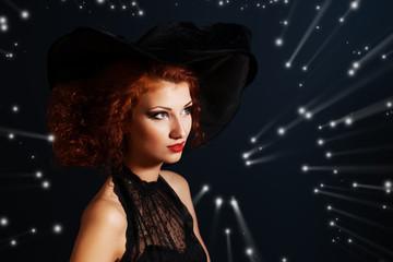 magician woman