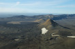 Aerial view of volcanic landscape - 71445319