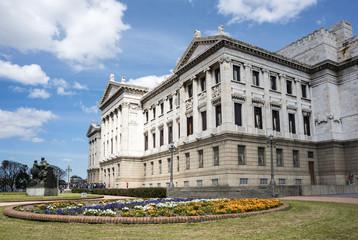 Palacio Legislativo in Montevideo, Uruguay