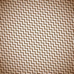 Seamless retro zigzag pattern