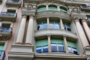 Neoklassizismus in Barcelona