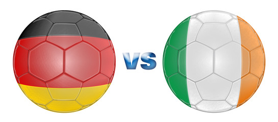 Germany vs Irland