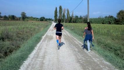 Fallo come vuoi l'importante è non smettere di correre
