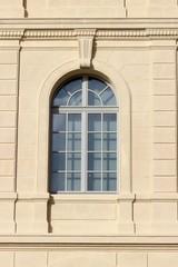 Fenêtre plein cintre