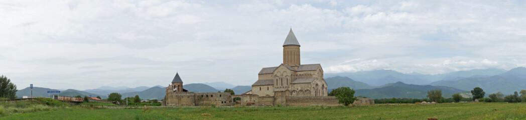 Kloster Alawerdi, Kachetien, Georgien, Europa
