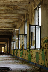 ruin corridor 8