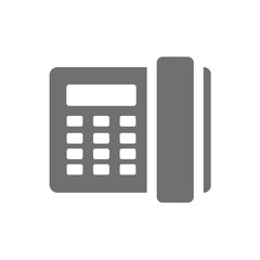 Icono centralita telefónica FB