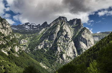 Vista da San Martino Val Masino