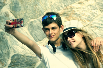 young becoming a selfie, instagram effect, lifestyles