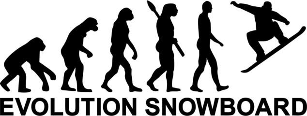 Snowboard Evolution