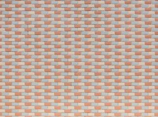 brick wall, square format