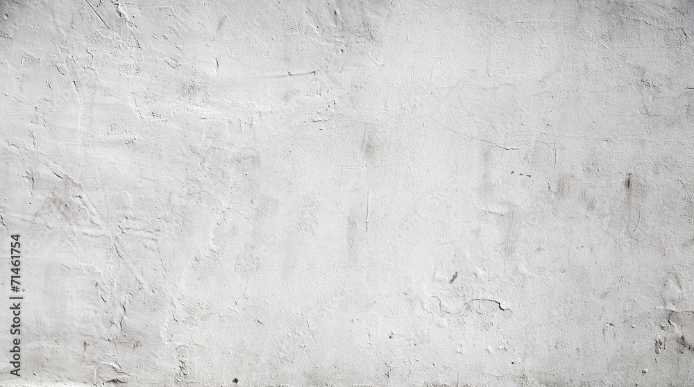 Fotobehang white concrete wall background texture with for White cement art