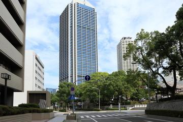神戸市役所とその周辺