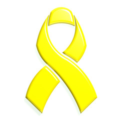 Yellow ribbon awareness and support