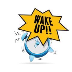 Alarm Clock Talk