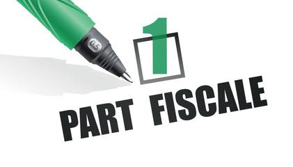 impots : parts fiscales