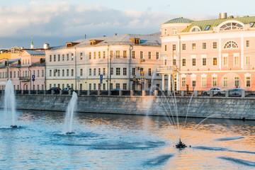 Bolotnaya embankment
