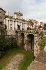 Via Porta Dipinta in Bergamo