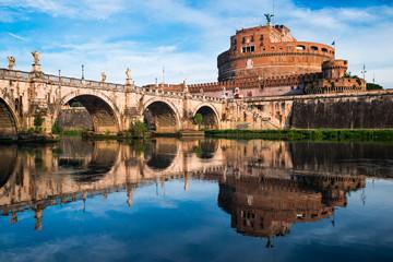 Castle Sant Angelo, Rome