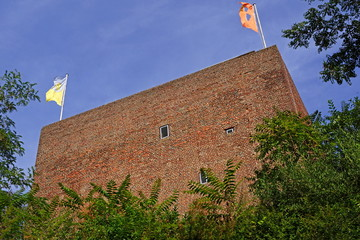 Burg WASSENBERG ( bei Heinsberg )