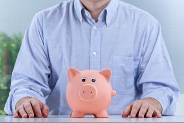 you can't push back savings