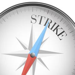 compass strike