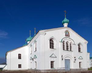 Churches of the Transfiguration St. Alexander of Svir Monastery