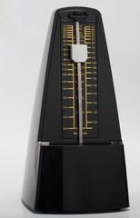 Metronome on White