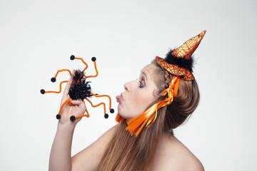 Küss die Spinne