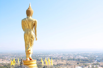 Wat Phra That Khao Noi, Phra That Khao Noi temple