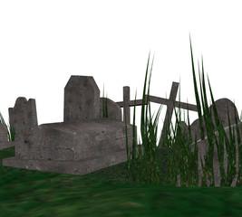 3D Cemetery
