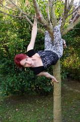 Gioco sull'albero