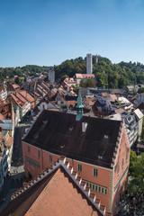 Ravensburg - Blick vom Blaserturm  II
