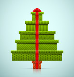 Christmas Tree of Gifts