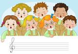 Small Chorus-Piccolo Coro poster