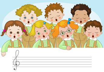 Small Chorus-Piccolo Coro