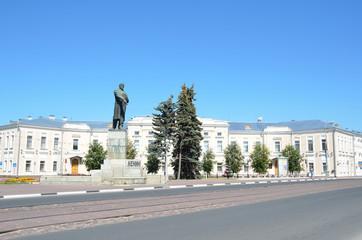 Тверь, площадь Ленина