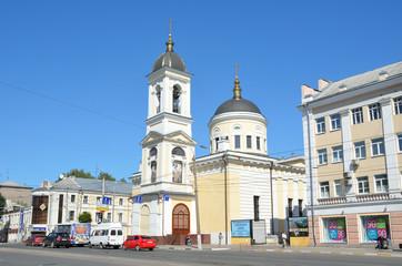 Тверь. Вознесенская церковь