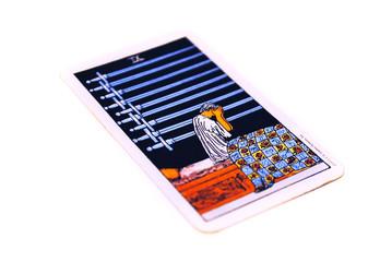 タロットカード ソード9