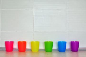 Multicolor glasses