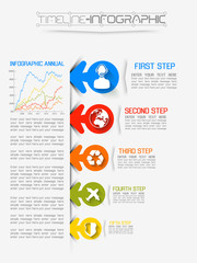 TIMELINE INFOGRAPHIC NEW STYLE  13