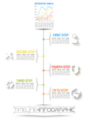 TIMELINE INFOGRAPHIC NEW STYLE  12