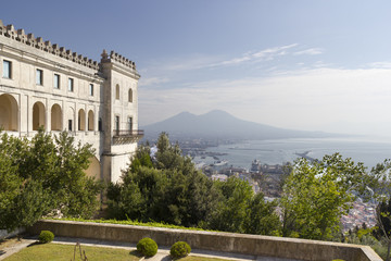 certosa of san martino naples