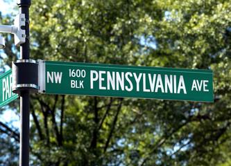 1600 Pennsylvania Avenue, White House.