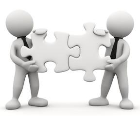 omini bianchi puzzle