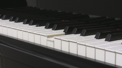 Piano playing itself
