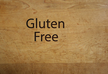 Gluten Free text